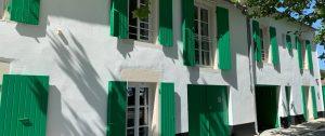 facade des logis de simon