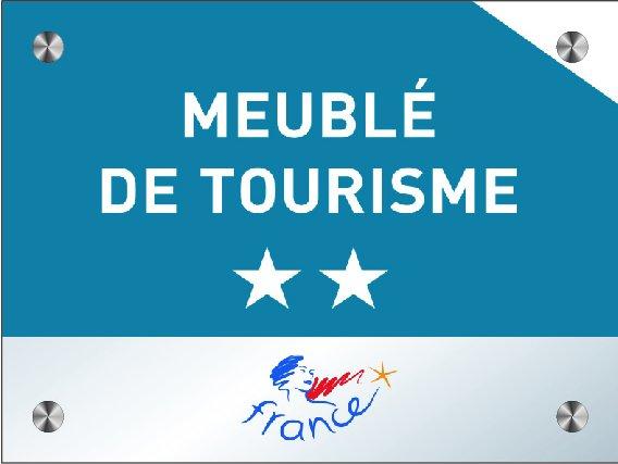 logo meublé de tourisme