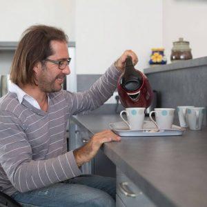mobilier de cuisine adapté aux deficiences facilitant le quotidien